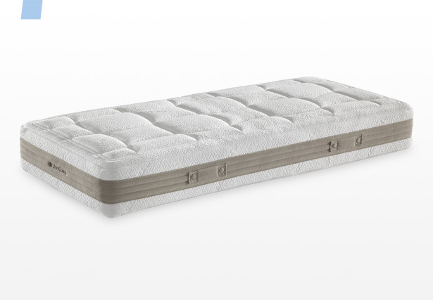 Materasso Top Air Silver.Idormibene Ergonomic Mattresses And Bed Systems Idormibene Srl
